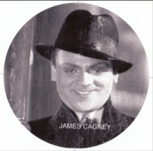 James Cagney and his evil gangster thug smile