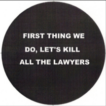 killing lawyers