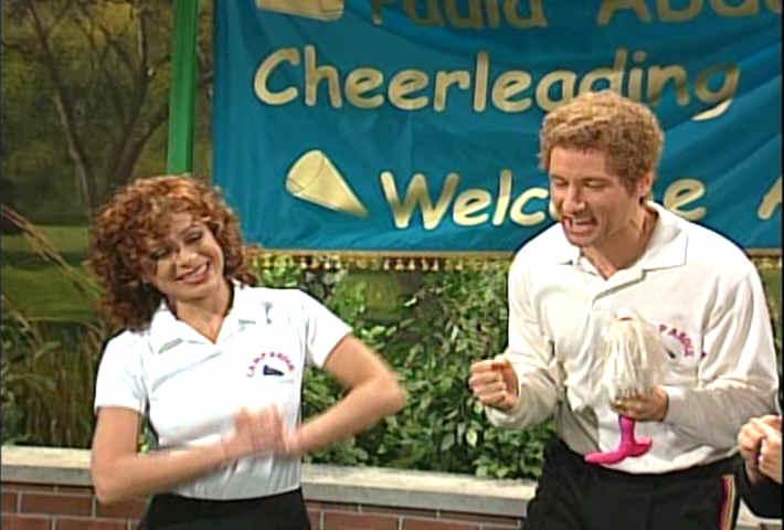 David Duchovny, 1998 SNL image