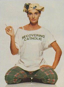 Sinead O'Connor, recovering Catholic